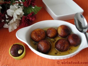 Home Made Gulab Jamun | Festive Sweets Recipes