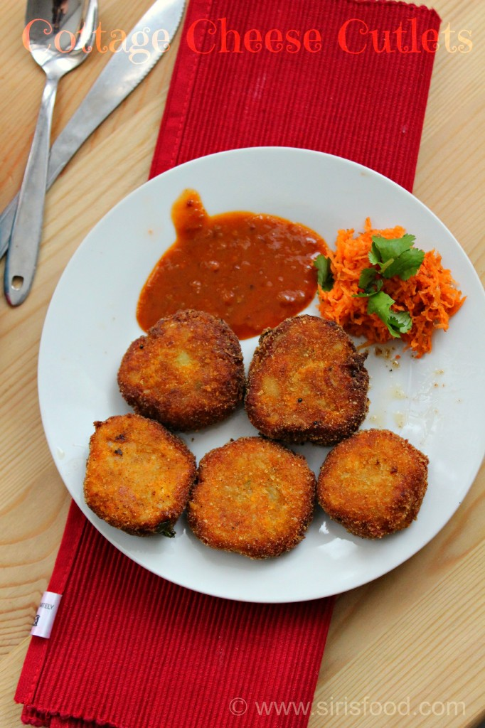 Paneer-Vegetable-Cutlet