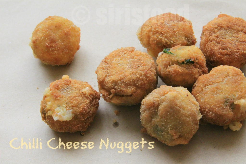 Chilli-Cheese-Nuggets