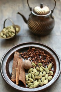 Indian whole spices