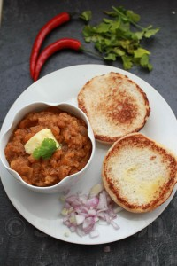 Indian-street-food-pav-bhaji