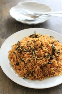 Methi Pulav Recipe