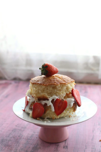 Victoria Sponge Cake Recipe | Summer it is!